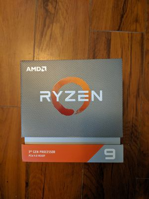 Brand New Sealed AMD Ryzen 9 3900x Never Used or Opened for Sale in Anaheim, CA