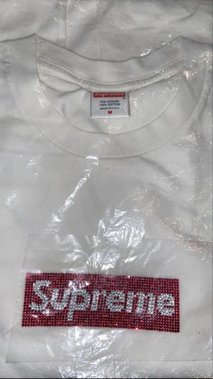 Supreme Swarovski box logo for Sale in Orlando, FL