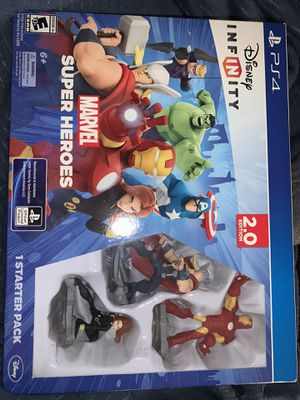 Disney infinity marvel superheroes 2.0 edition for Sale in Fontana, CA