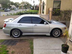Subaru impreza wrx for Sale in Monterey Park, CA