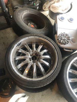 22 Inch Rims for Sale in Houston, TX