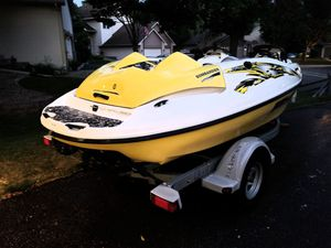 99 Seadoo Speedster Jet Boat for Sale in Minneapolis, MN