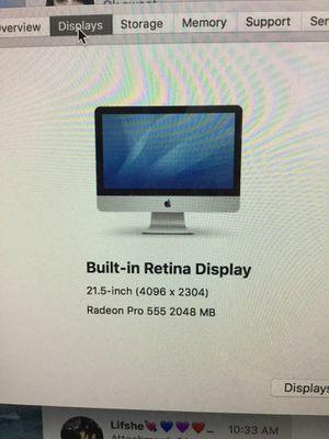 "Apple MacBook Pro 15.4"" 2.3 GHz Quad-core Intel i7 with Retina Display for Sale in Portage, MI"