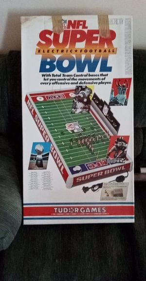Vintage electric tabletop football game for Sale in Kennesaw, GA