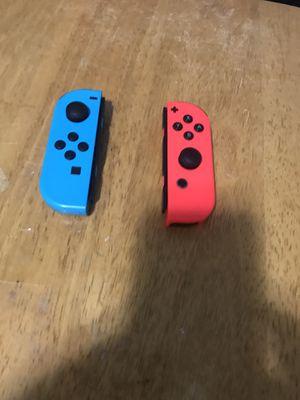 Nintendo switch joycons for Sale in Hialeah, FL