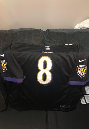 Baltimore Ravens #8 Lamar Jackson for Sale in Rockville, MD
