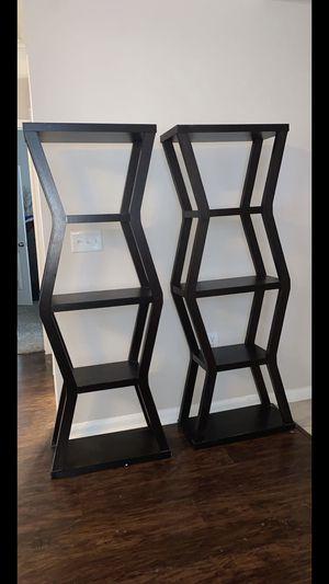 Brand new Zig Zag bookshelves for Sale in Humble, TX