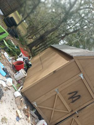 Wood shed for Sale in Spring Hill, FL