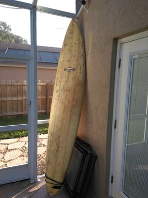 "9'2"" Custom Made LONGboard surfboard for Sale in Tampa, FL"