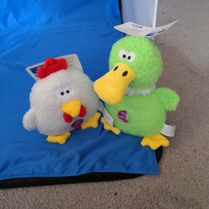 Chicken and Duck dog toys for Sale in Schaumburg, IL
