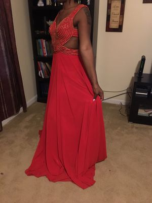 Red Hot Prom Dress for Sale in Lithonia, GA
