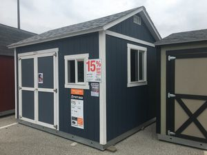 Tuff shed 10x12 TR800 was $4950 now $4199 delivered for Sale in Overland, MO