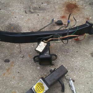 Complete trailer hitch for Sale in Tampa, FL