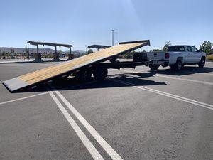 BigTex full tilt trailer for Sale in Fullerton, CA