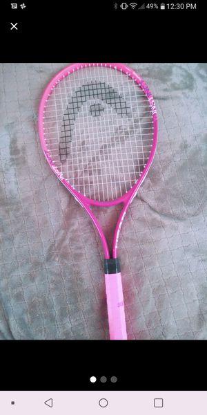 Pink tennis racket for Sale in Manteca, CA