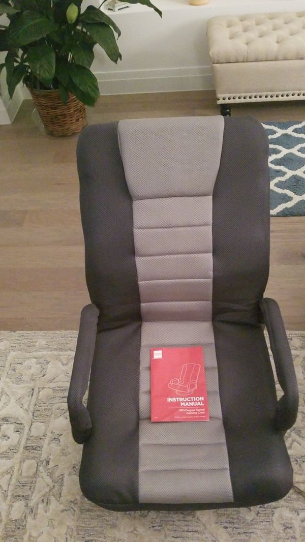 360 degree swivel gaming chair