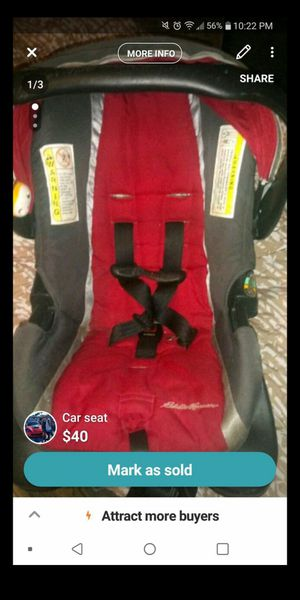 Car seat for Sale in Bellview, FL