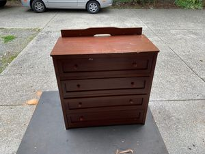 baby changing table dresser for Sale in Covington, WA