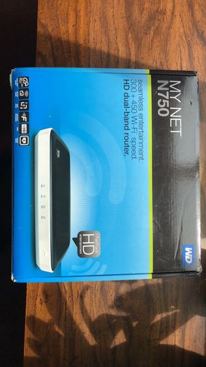 My net router model n750 for Sale in Pittsburgh, PA