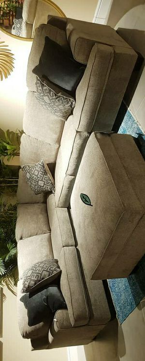 ☑ Special for Black Friday ‼ Bovarian Stone LAF Sectional 2-Piece Sectional 25 for Sale in Jessup, MD