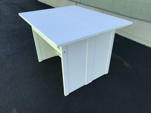 Farmhouse Convertible Desk to Dining Table NEW for Sale in El Paso, TX