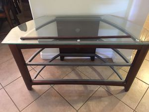 Tv table for Sale in Moreno Valley, CA