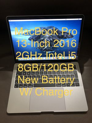 "MacBook Pro 2016 13"" SPANISH New Battery w/ Charger for Sale in Coral Gables, FL"