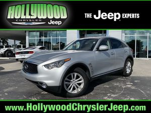 2017 INFINITI QX70 for Sale in Hollywood, FL