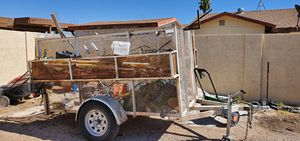 Trailer for landscape or utility for Sale in Las Vegas, NV