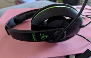 TURTLE BEACH Gaming headphone and mic for Sale in Irvine, CA