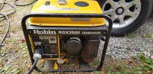 3500 watt generator for Sale in Glocester, RI