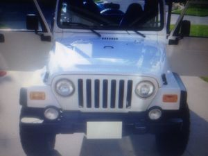 Families car Jeep Wrangler for Sale in Washington, DC