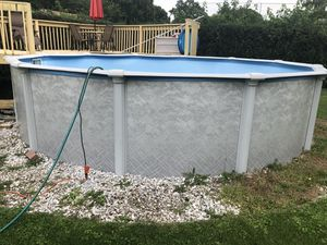 """18"""" round pool for Sale in Nutley, NJ"""