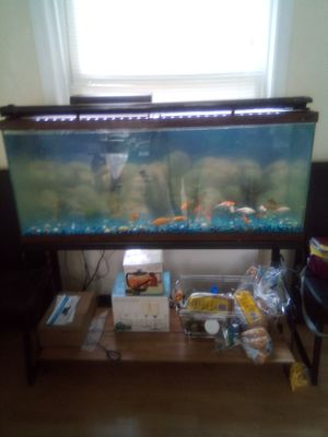 Fish tank 55gallon and 40 Gallon for Sale in Cleveland, OH
