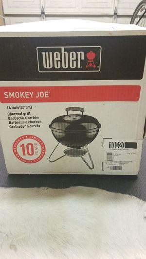 Weber- 14 inch BBQ for Sale in Glendora, CA
