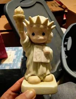 Precious Moments statue of liberty figure for Sale in Tarpon Springs, FL