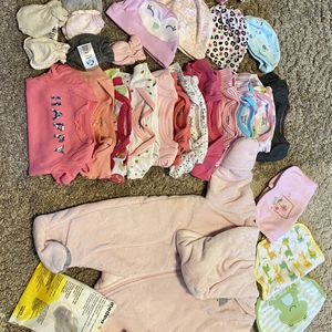 Newborn Girl Clothes! for Sale in Gainesville, VA