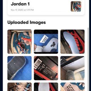 Jordan 1 Off White Size 11 Check Check for Sale in Vista, CA