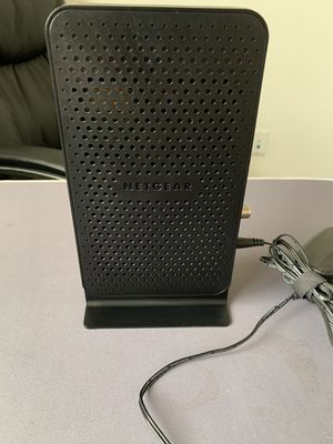 Netgear N300 Wifi Cable Modem Router for Sale in Paradise, NV