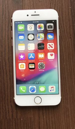 iPHONE 7 128GB ROSE GOLD ATT CRICKET AT&T 128 for Sale in Cooper City, FL