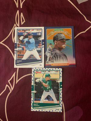 Donruss Baseball Cards 2020 for Sale in Socorro, TX