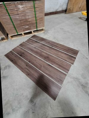 Luxury vinyl flooring!!! Only .67 cents a sq ft!! Liquidation close out! TM17E for Sale in Dallas, TX