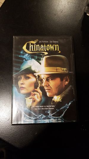 Chinatown Dvd Brand New for Sale in Westport, MA