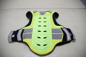 Motorcycle Vest, Icon Stryker Mil-Spec Field Armor Vest Yellow for Sale in Alhambra, CA