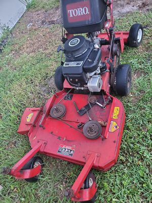 Toro Lawn mowers for Sale in Tampa, FL