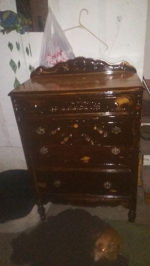 Antique dresser refinished for Sale in Bridge City, TX