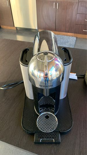 Nespresso Vertuo only used 2x for Sale in Sacramento, CA