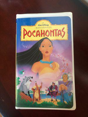 Pocahontas VHS movie for Sale in Marietta, GA