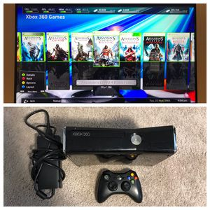 Modded RGH Jtag Arcade XBOX 360 video game with over 7500 Games for Sale in Vancouver, WA
