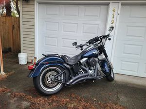 2012 Harley Davidson Fat Boy Lo for Sale in Gresham, OR